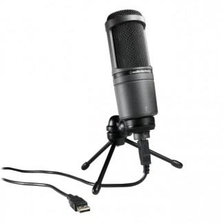 אודיו טכניקה AT2020 USB